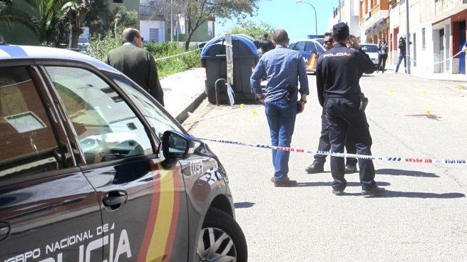 Badajoz-tiroteo