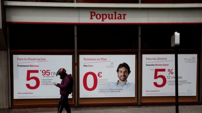 Los fondos de inversión del Popular demandarán a Bruselas y al FROB por la quiebra del banco