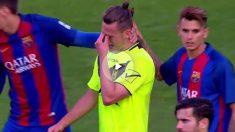Investigan al Eldense por amañar el partido con el Barça B