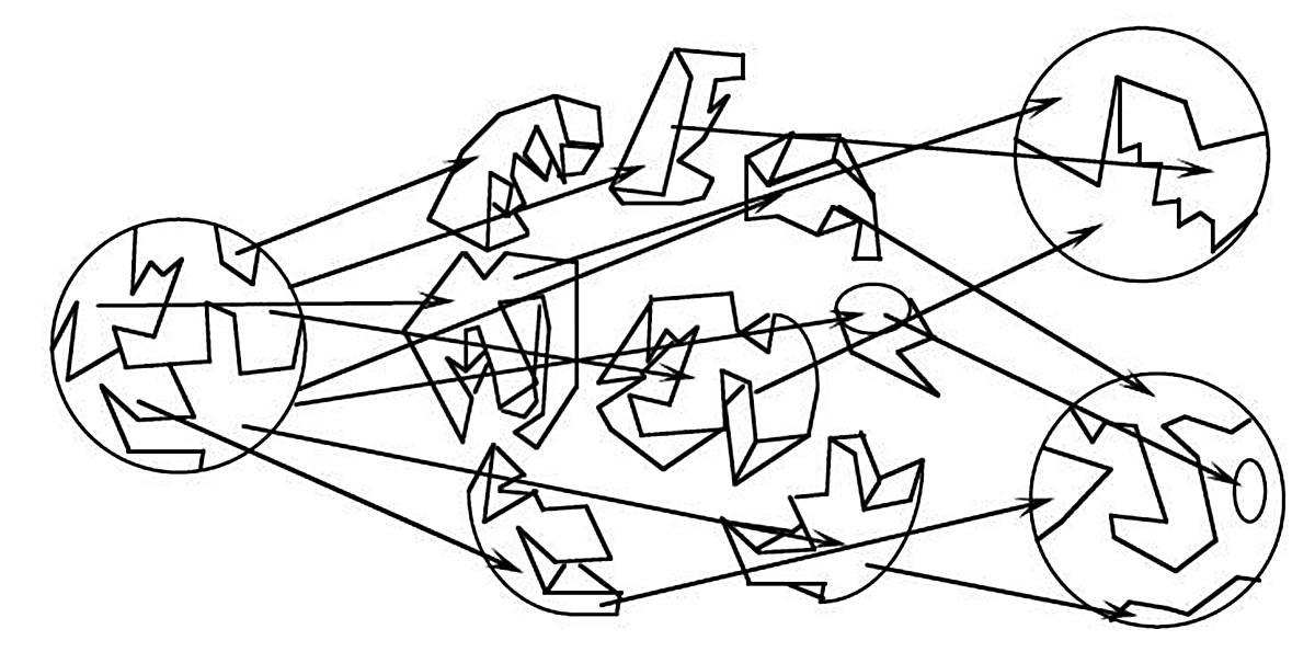 Paradoja de Banach-Tarski: Figuras esféricas
