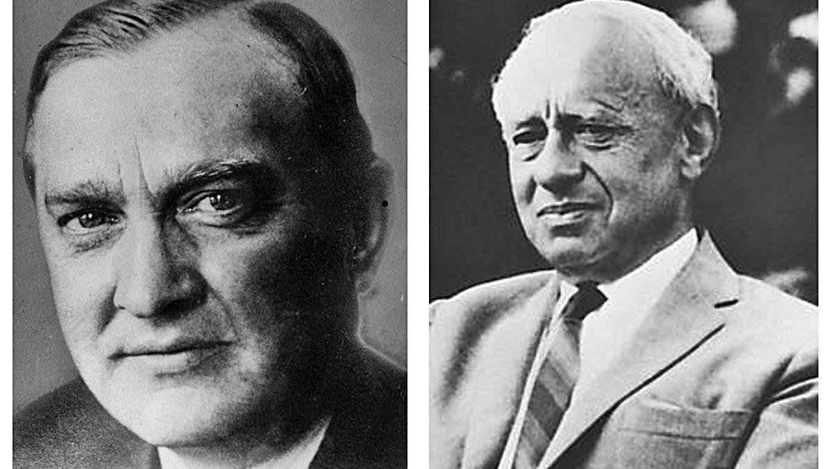 Paradoja de Banach-Tarski: Stephan Banach y Alfred Tarski