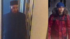 Los sospechosos del atentado en San Petesburgo.