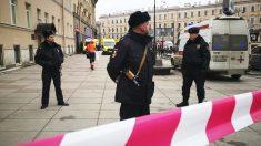 Atentado en San Petersburgo (Foto: AFP)