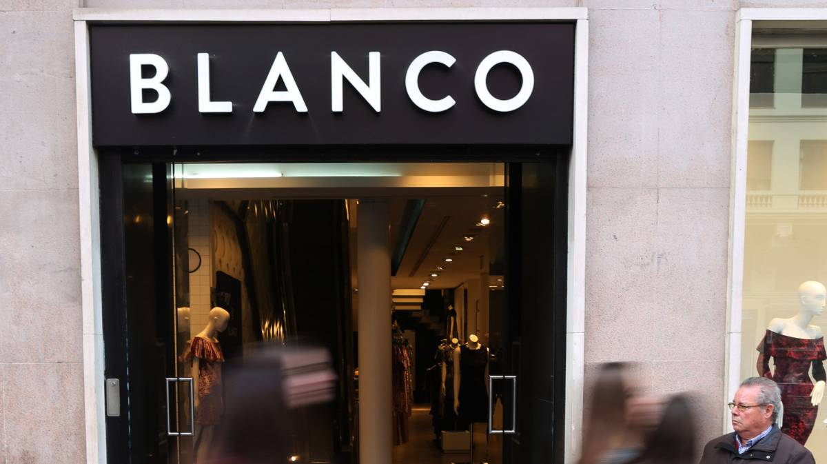 Una de las tiendas de la compañía textil Blanco (Foto: Blanco Facebook)