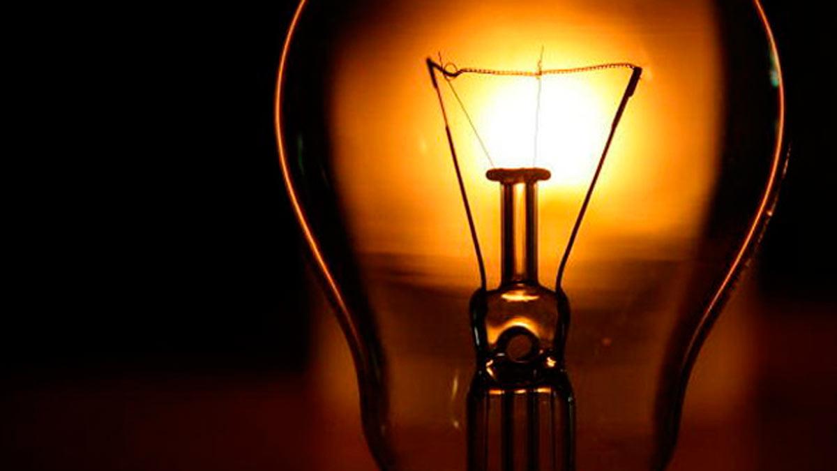 Electricidad: Bombilla