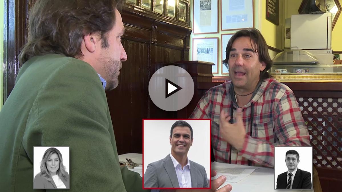 Expertos en comunicación analizan a los candidatos en las primarias del PSOE