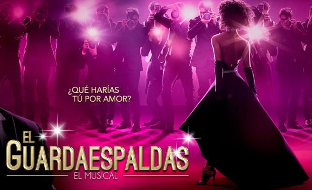 El Guardaespaldas Musical Maxi Iglesias e Iván Sánchez