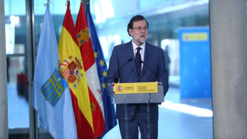 Mariano Rajoy, presidente del Gobierno (Foto: PP)