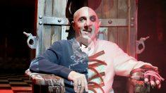 El creador del 'Circo de los Horrores', Suso Silva