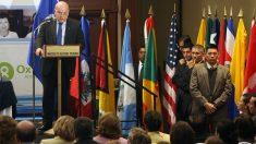 El secretario general de la OEA, José Miguel Insulza (Foto: AFP)