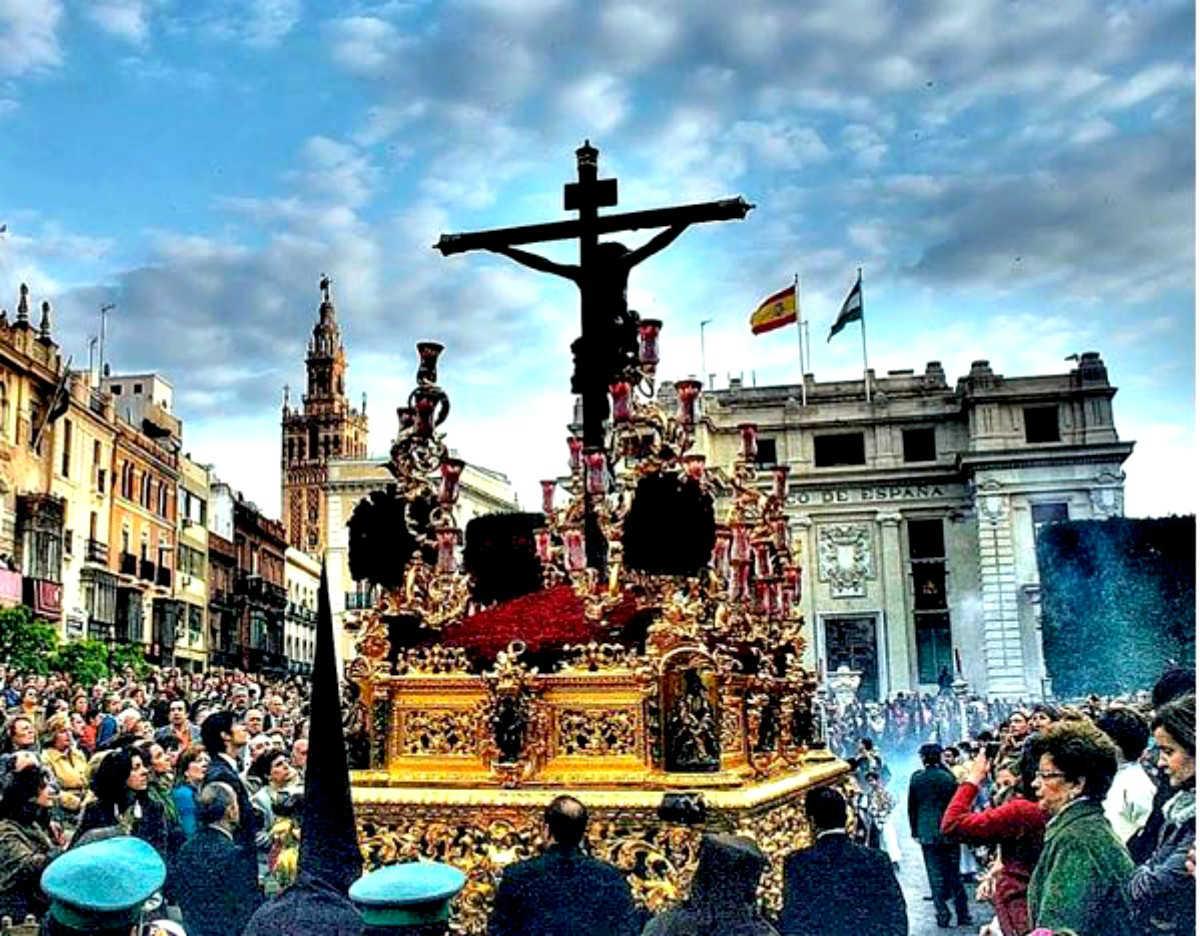 Curiosidades Semana Santa Sevilla (Foto: Instagram)