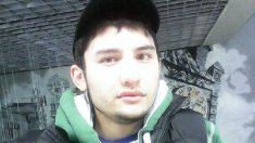Akbarjon Yalilov, el joven terrorista del atentado en el metro de San Petersburgo (Foto AFP)