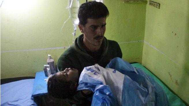 """Rusia considera """"inaceptable"""" la resolución propuesta en la ONU sobre el ataque químico en Siria"""