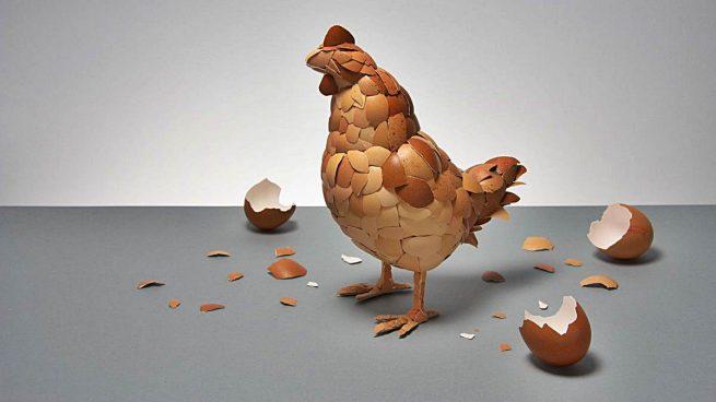 Resultado de imagen para ¿Qué fue antes, el huevo o la gallina?