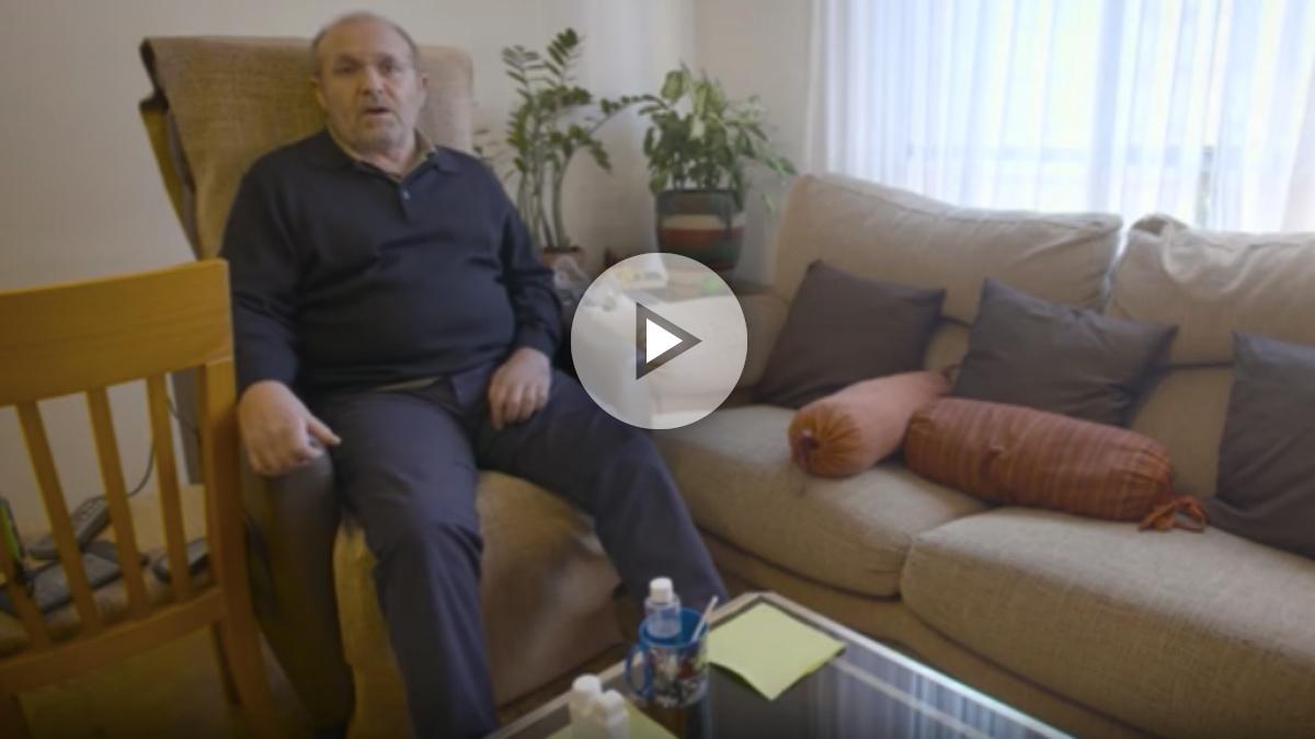 Jose Antonio Arrabal, el enfermo de ELA que grabó su suicidio para reclamar la eutanasia