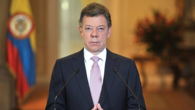 El presidente colombiano Santos tendrá que declarar por la financiación ilegal de su campaña