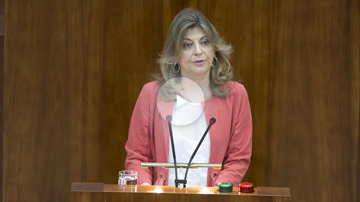Engracia Hidalgo (Foto: A. Cuéllar PP Madrid)