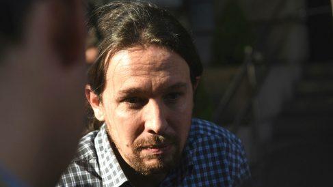 El secretario general de Podemos, Pablo Iglesias (Foto: Efe)