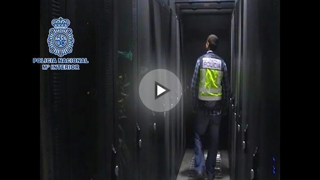 La policía desmantela uno de los mayores distribuidores de televisión por internet de Europa.