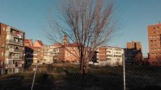 Zona en la que se ubicará el centro de reciclaje. (Foto: Madrid)