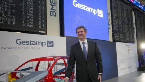 Francisco Riberas, presidente de Gestamp (Foto: BME)