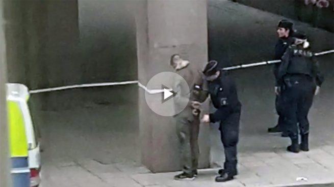 Un detenido por el atentado yihadista en Estocolmo
