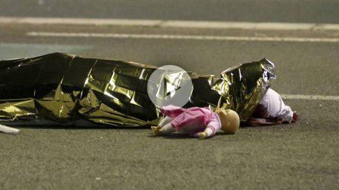 Una imagen del atentado yihadista de Niza