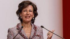 La presidenta del Banco Santander, Ana Patricia Botín. (Foto: EFE)