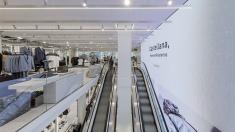 Tienda de Zara en el Paseo de la Castellana, la más grande de su historia (Foto: Inditex)