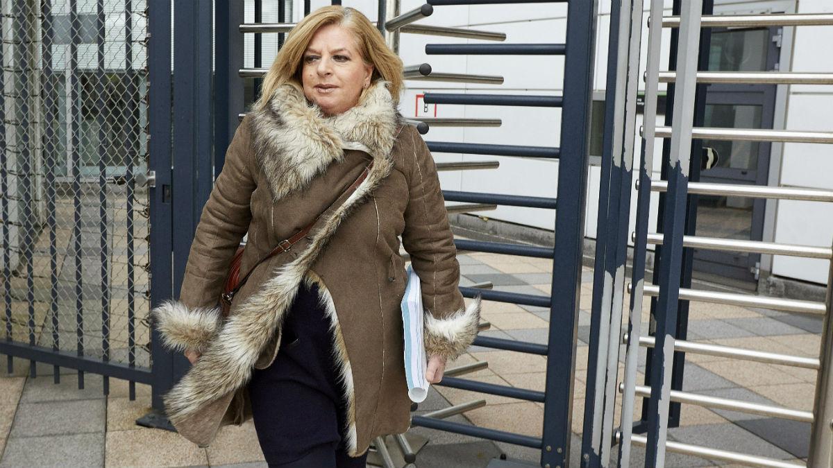 La presidenta de Covite, Consuelo Ordóñez. (Foto: EFE).