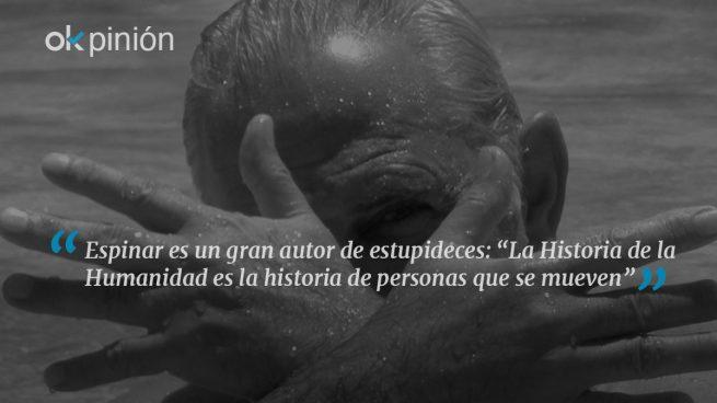 Ramón Espinar, disección de un roedor