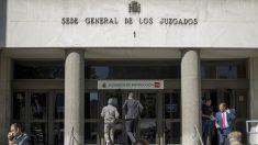 Juzgados de Plaza Castilla (Madrid).