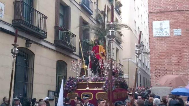 Semana Santa Madrid 2017