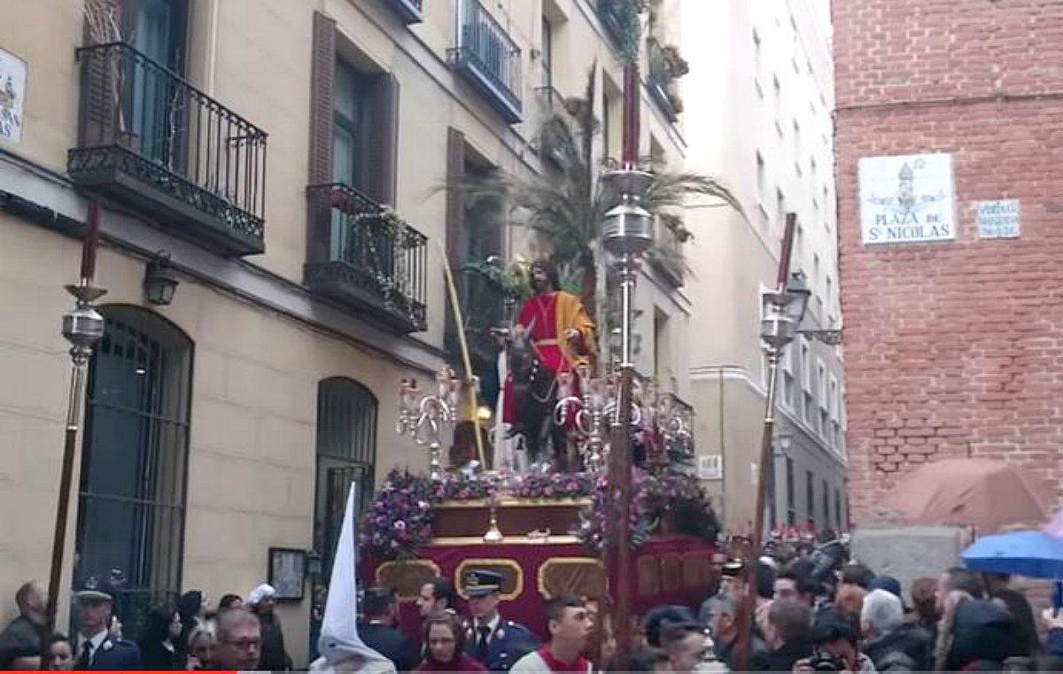 Semana Santa Madrid (Foto de archivo)