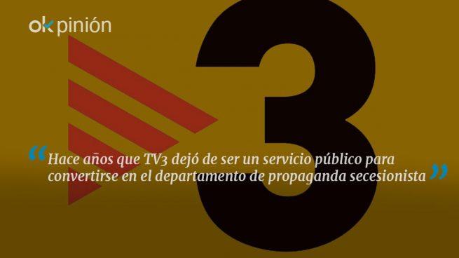 TV3, siempre a peor