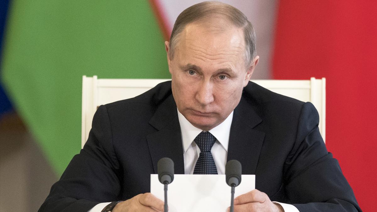 Vladimir Putin en una reciente imagen (Foto: AFP).