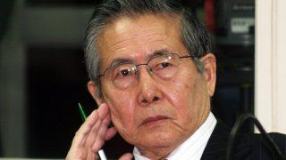 Alberto Fujimori. (Foto: AFP)