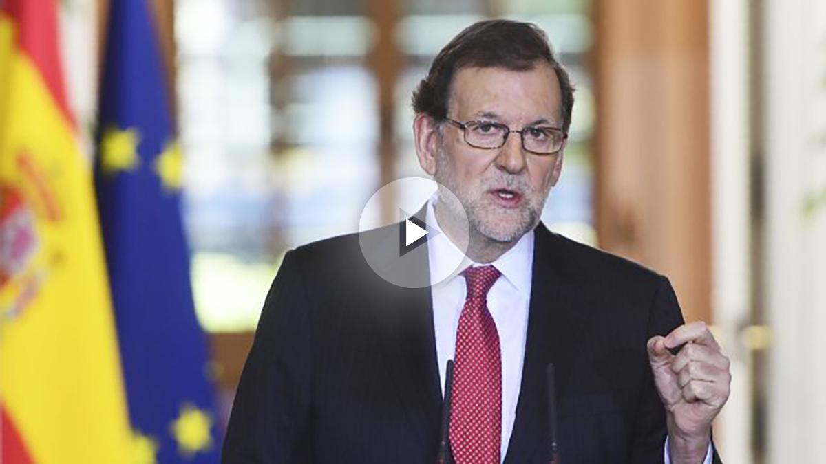 Mariano Rajoy. (Foto: AFP)
