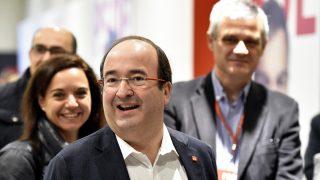 Miquel Iceta. (Foto: AFP)