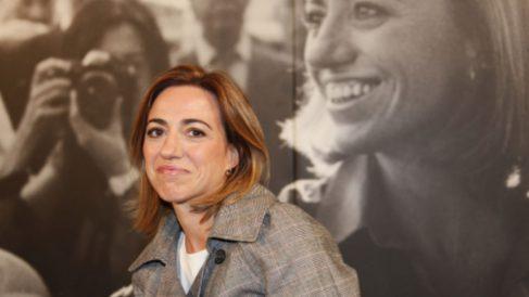 Carme Chacón, ex ministra de Defensa. (Foto: Flickr de Socialistes.cat)