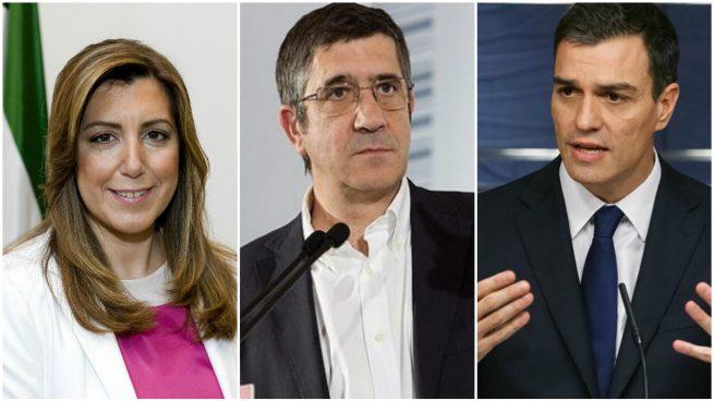 Los tres candidatos en las primarias del PSOE suspenden sus campañas tras la muerte de Chacón