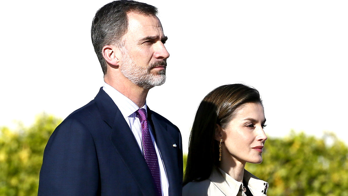 Los Reyes de España en una reciente imagen (Foto: Efe).
