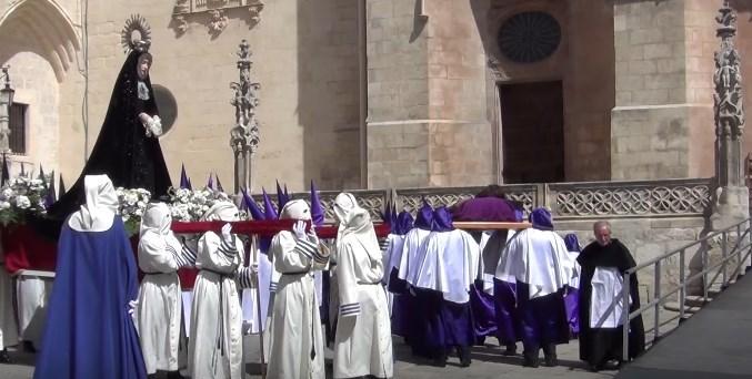 Semana Santa Burgos 2017(Foto de archivo)