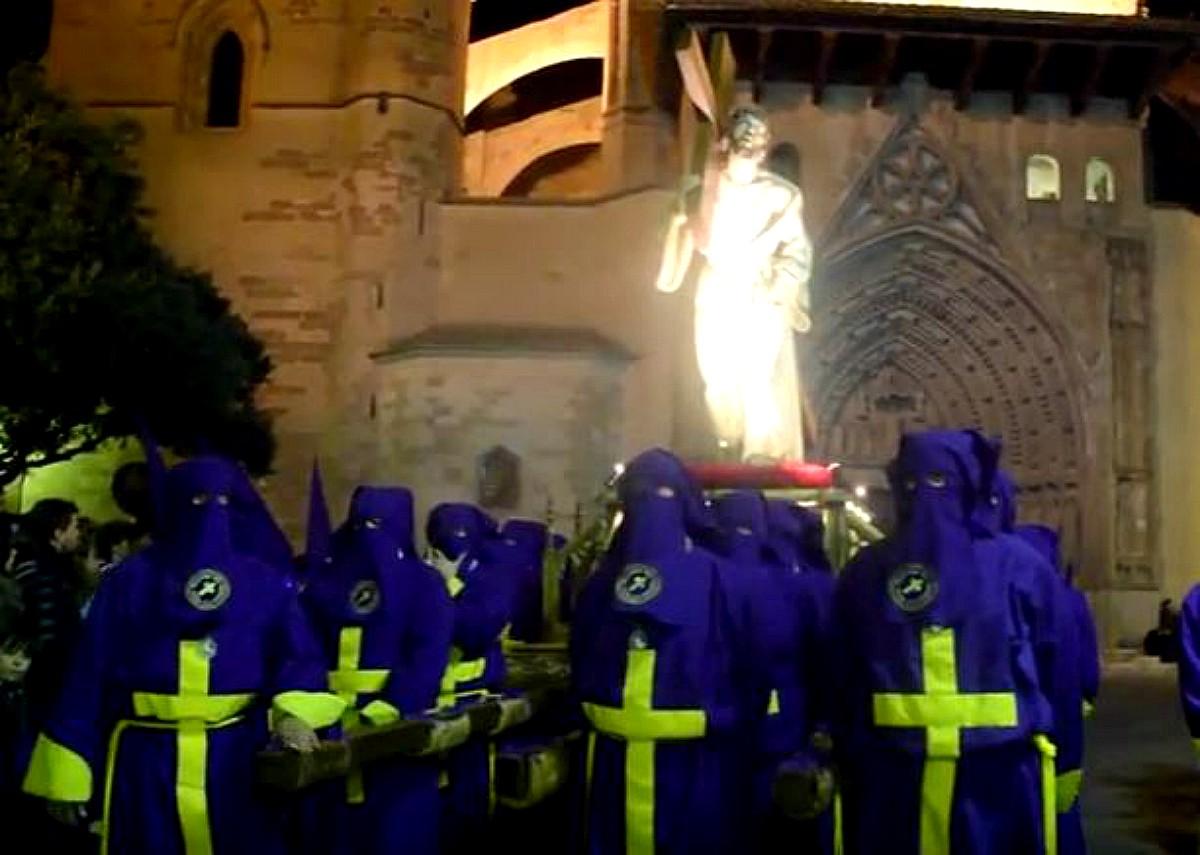 Semana Santa Huesca 2017