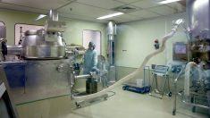 Instalaciones de la farmacéutica Faes Farma. (Foto: EFE)