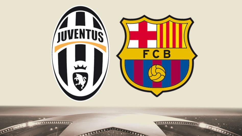 Juventus vs Barcelona: horario y canal de televisión