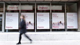 Nuevas oficinas de Banco Popular.