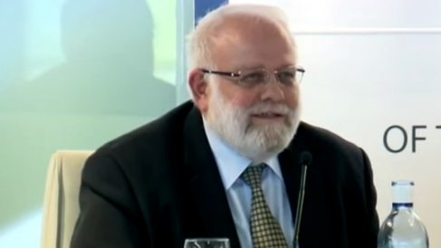 Riay Tatary, presidente dela Comisión Islámica de España.