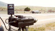 Radares fijos móviles y de tramo por carretera (Foto: Twitter)