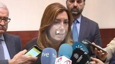 La presidenta de la Junta de Andalucía, Susana Díaz (Foto: Efe)